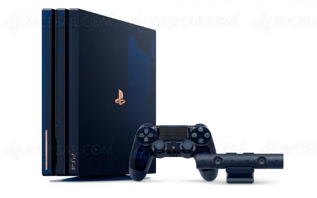 PlayStation4 Pro500Million LimitedEdition