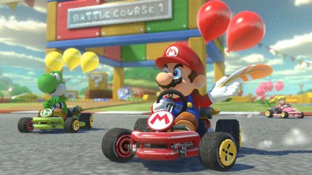 Mario Kart jouable en réalité virtuelle (à Londres)