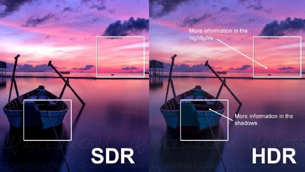 Vers une standardisation du HDR pour le jeu vidéo ?