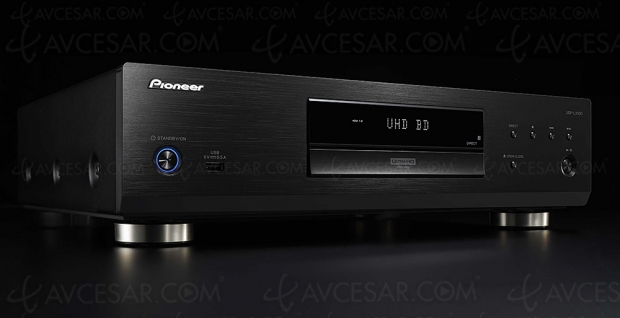 IFA 18 > Pioneer UDP‑LX500, platine Ultra HD Blu‑Ray HDR Dolby Vision et fonction Zero Signal Terminal