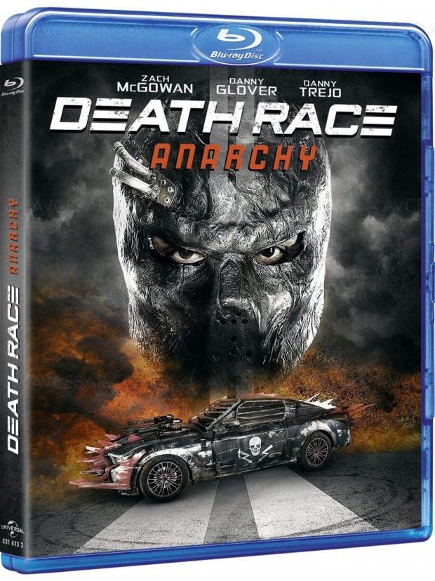 Attachez vos ceintures, le nouvel opus de la saga Death Race est là