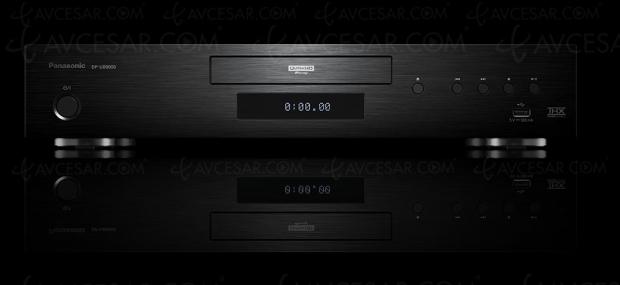 IFA 18 > Platine 4K Ultra HD Blu‑Ray Panasonic DP‑UB9000, mise à jour Alexa et Google Assistant