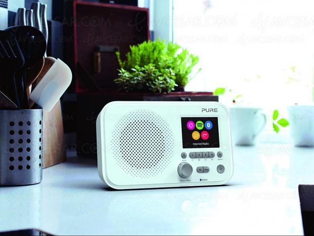 IFA 18 > Radios internet Pure ElanIR3 etPure ElanIR5