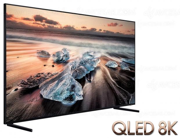 IFA 18 > TV QLED 8K Samsung Q900R, 65''/75''/82'' et 85'' annoncés