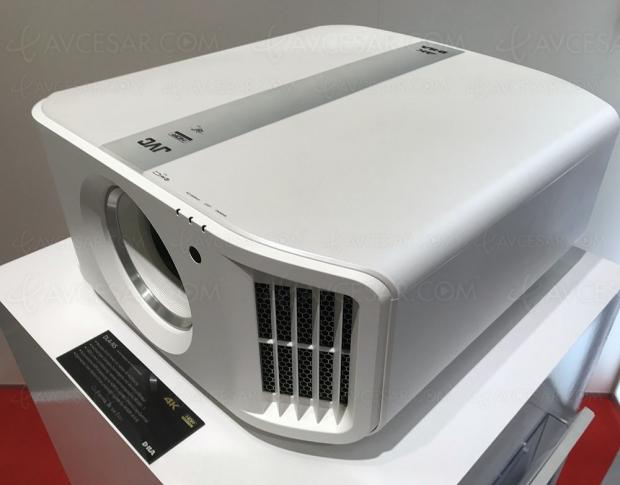 IFA 18 > JVC DLA‑N5, JVC DLA‑N7 : nouvelle gamme 4K native et HDR