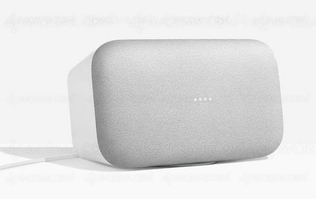 Enceinte Smart Home Google Home Max