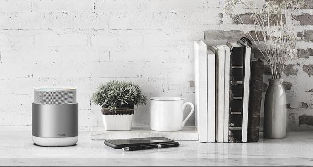 IFA 18 > Enceinte intelligente Pure DiscovR avec assistant vocal Amazon Alexa intégré