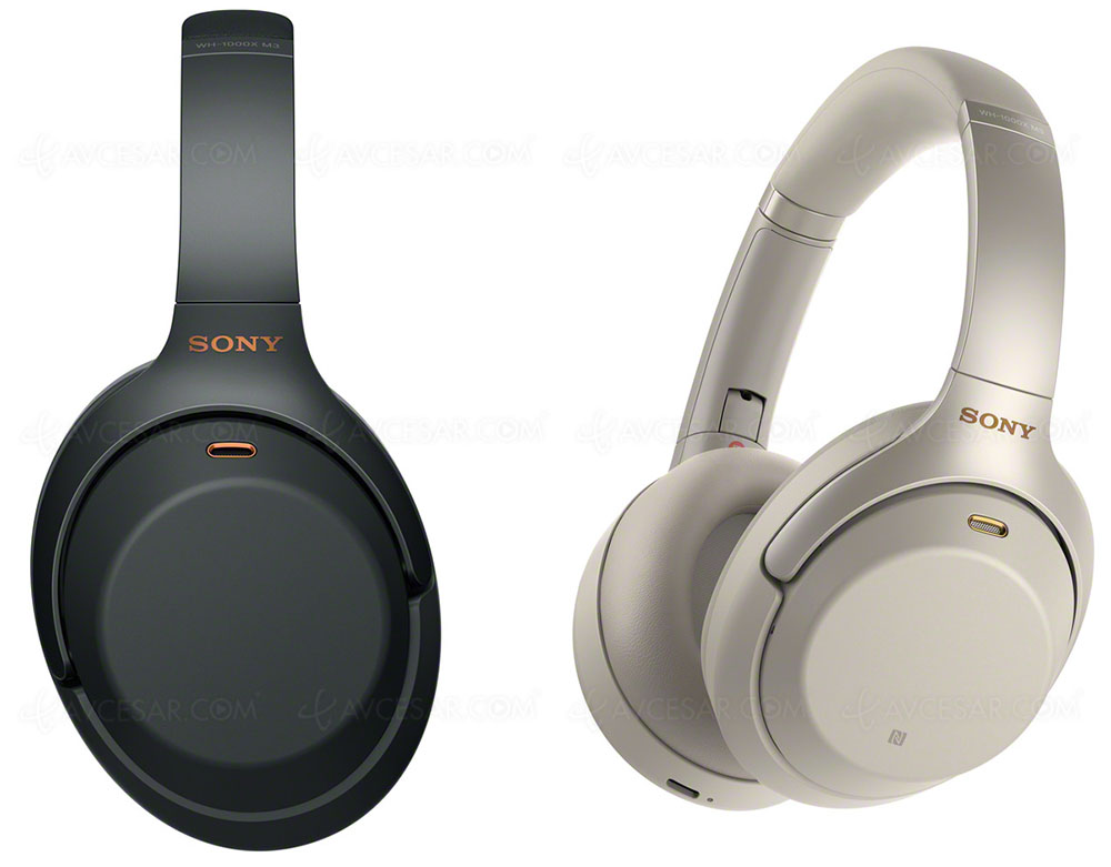 Ifa 18 Casque Bluetoothnfc à Réduction De Bruit Sony Wh1000xm3