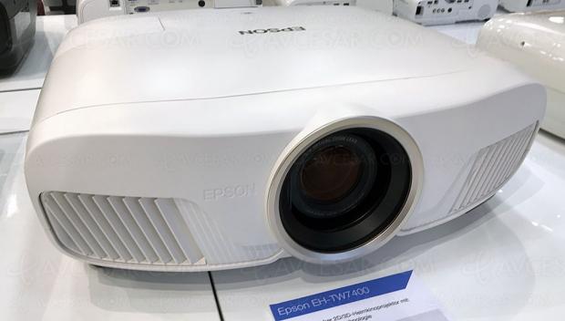 IFA 18 > Vidéoprojecteur Epson EH‑TW7400, modèle UltraHD/4K parwobulation premierprix