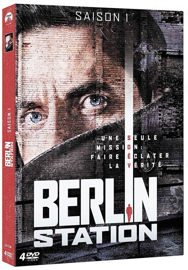 Berlin Station saison 1, tout le monde descend en DVD…