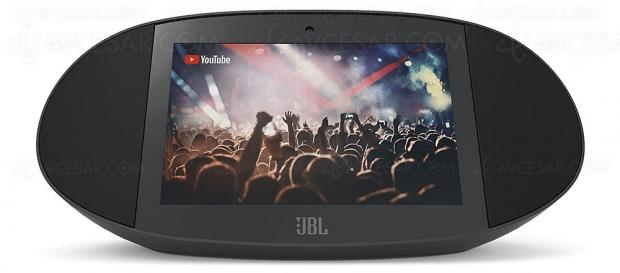 IFA 18 > Enceintes connectées SmartHome multiroom JBLLinkView avec GoogleAssistant