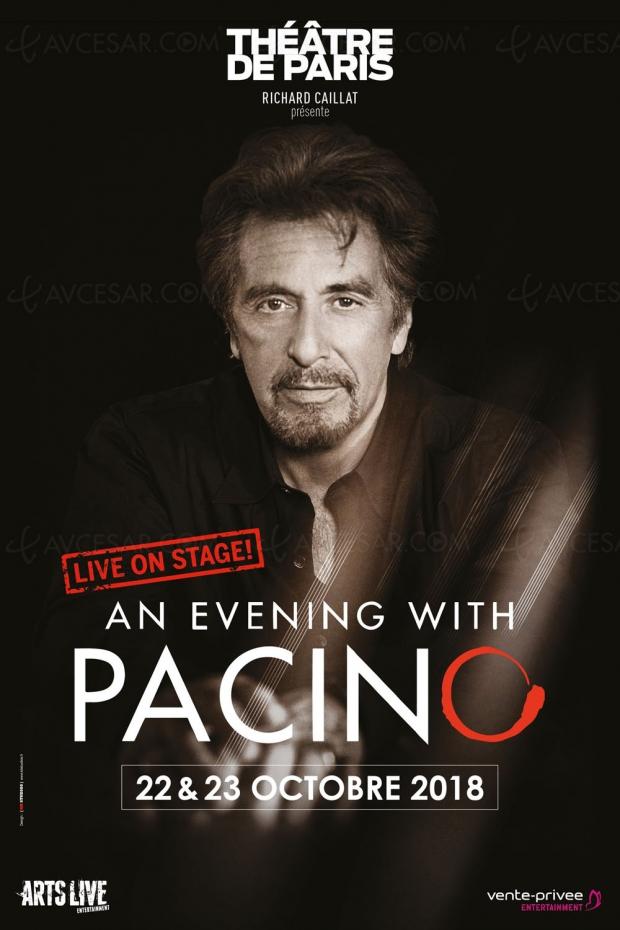 Très très cher Al Pacino !