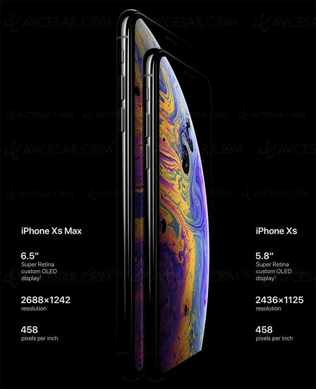 iPhone Xs, iPhoneXsMax, iPhoneXr: pour tous lesgoûts, pour (presque) toutes lesbourses
