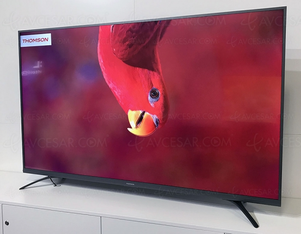 IFA 18 > TV LCD Ultra HD Thomson D64, le 70