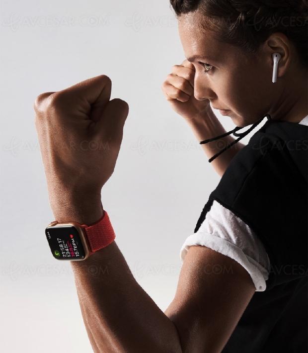 Apple Watch Series4: la montre connectée qui vous veut dubien
