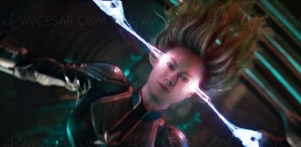 Sauvera-t-elle les Avengers ? Captain Marvel, première bande-annonce