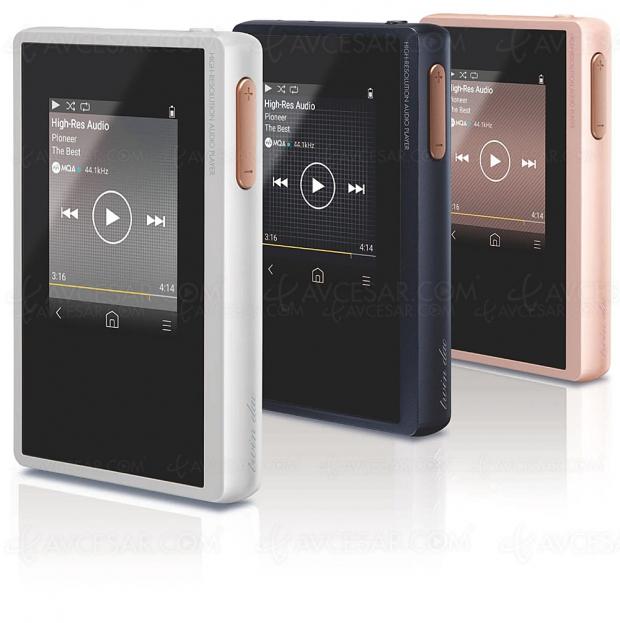 Test baladeur Hi-Res Audio PioneerXDP‑02U, enligne