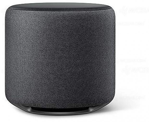 Caisson de graves Alexa Echo Sub et prise de courant connectée Amazon