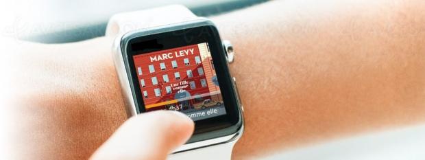 Livres audio Audible directement sur l'Apple Watch, sans smartphone