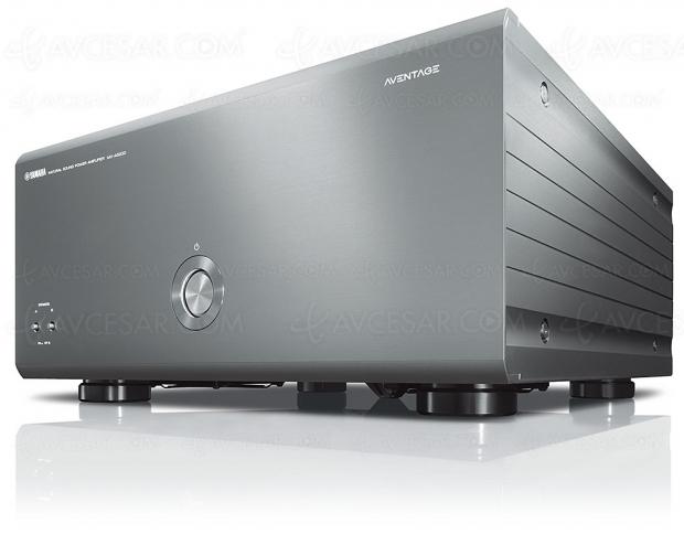 Yamaha MX-A5200, nouvel amplificateur de puissance 11 canaux avec bi‑amplification des frontales