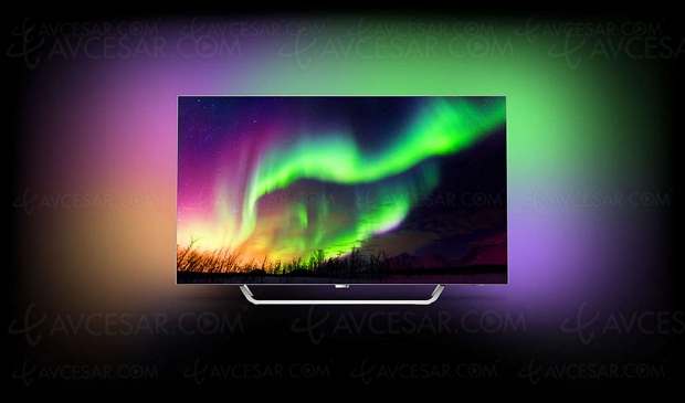French Days, TV Oled Philips 65OLED873 à 1 990 €