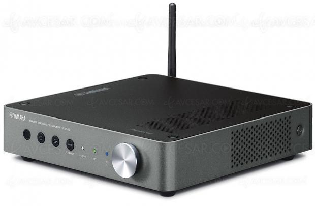 Test préamplificateur/lecteur réseau/Dac/multiroom MusicCast YamahaWXC‑50, enligne