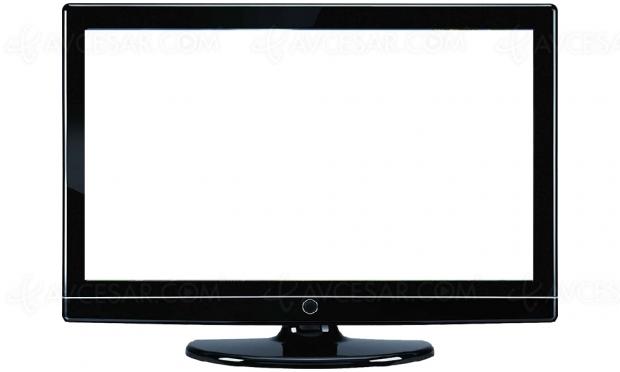 Croissance timide pour les téléviseurs LCD jusqu'en 2023