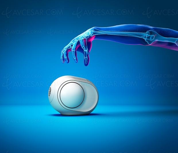 Devialet Phantom Reactor, enceinte active réseau compacte Hi‑Fi
