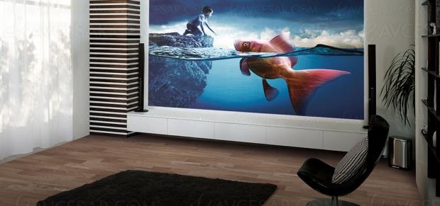 BenQ W1090 Full HD et 3D, mise à jour prix indicatif
