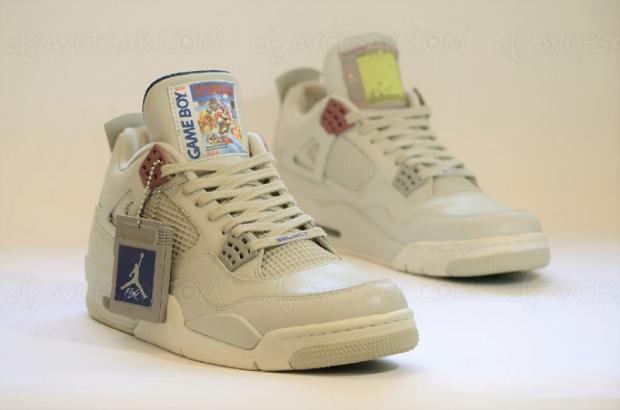 Chaussures Jordan « Game Boy » IV