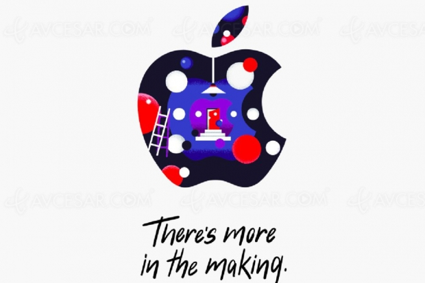 Conférence Apple le30octobre. Pour les nouveauxiPad?
