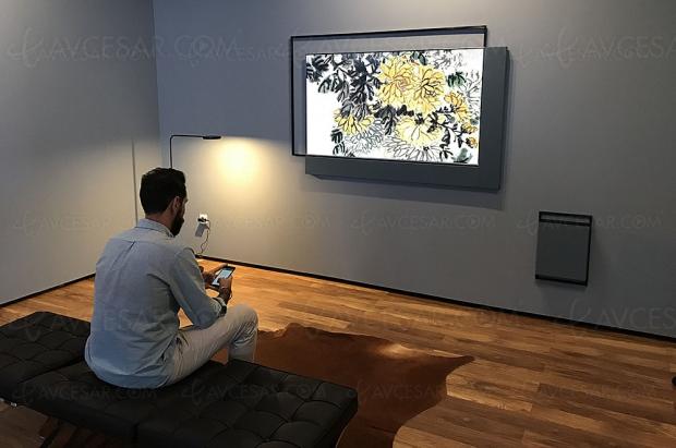 TV LCD TCL, des concepts design pour tester les réactions des consommateurs