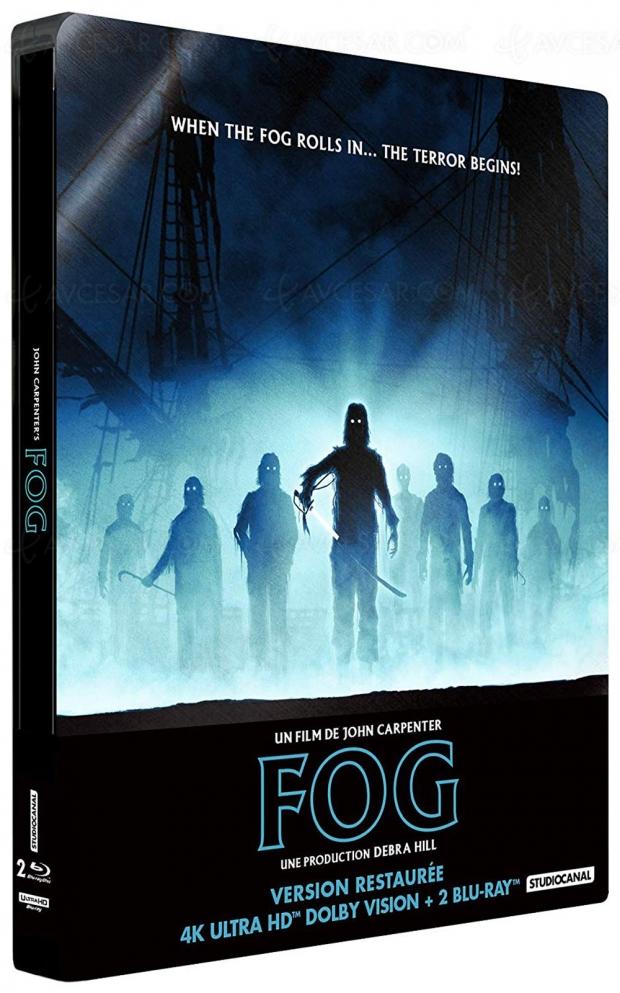 Fog, encore un chef-d'œuvre de Carpenter restauré et disponible en 4K Ultra HD Blu-Ray