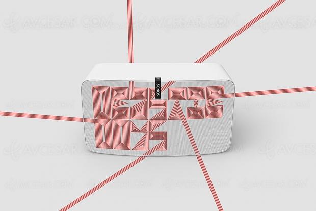 Enceinte multiroom Sonos Play:5 édition Beastie Boys