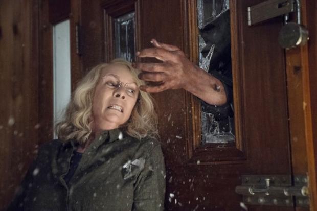 Halloween, le retour de Jamie Lee Curtis et Michael Myers en 4KUltraHDBlu‑Ray