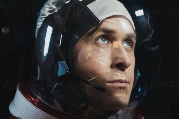 First Man, la lune grandeur nature, en Imax et bientôt en 4KUltraHDBlu‑Ray