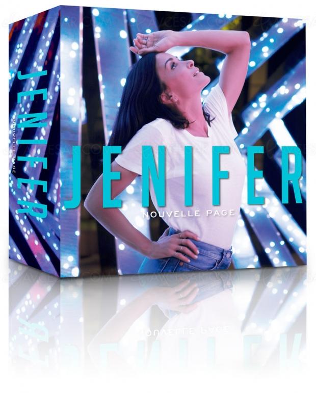 Nouvelle page de Jenifer, nouvel album, documentaire exclusif et Beauty Box Luxe
