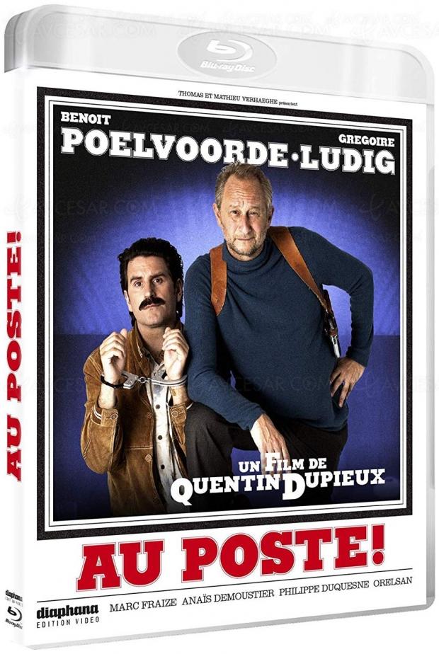 Quentin Dupieux embarque Benoît Poelvoorde et Grégoire Ludig (du Palmashow) «Auposte!»