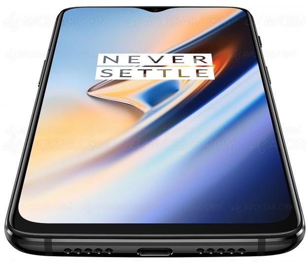 Smartphone OnePlus 6T, trouble‑fête au milieu des Galaxy Note 9, iPhone Xs Max et Mate 20 Pro ?