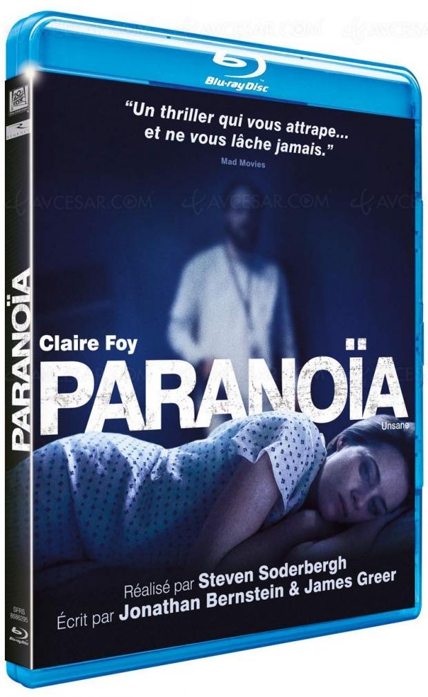 Paranoïa : thriller, iPhone et Soderbergh