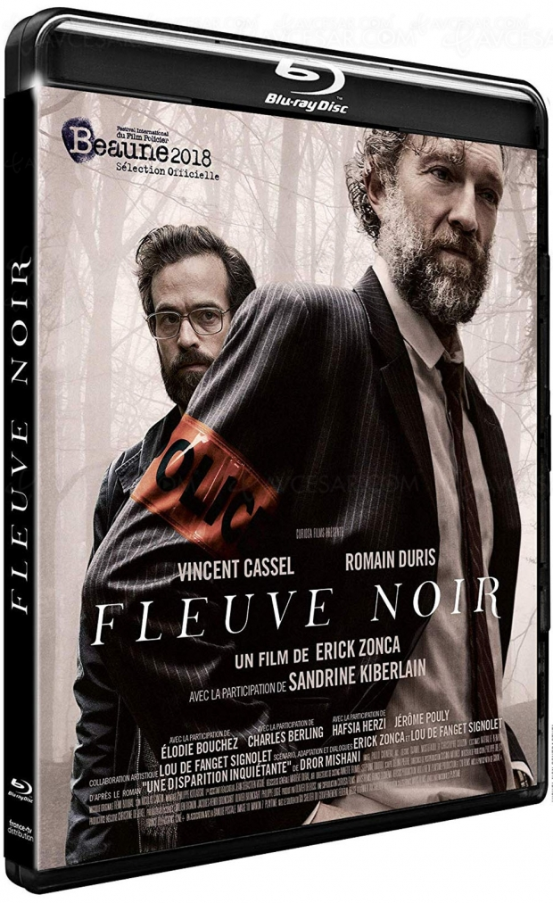 Fleuve noir : Vincent Cassel et Romain Duris dans un thriller à l'ancienne