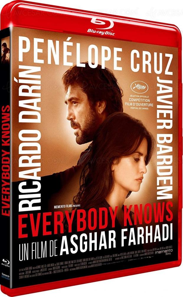 Everybody Knows : Penélope Cruz et Javier Bardem dirigés par le réalisateur iranien Asghar Farhadi