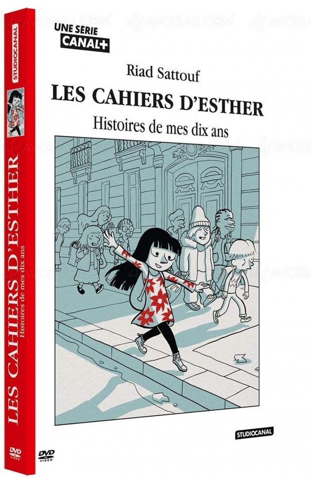 Les cahiers d'Esther, histoire de mes dix ans : Riad Sattouf, des bulles à l'écran