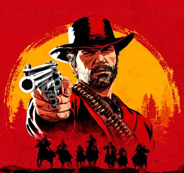 Week‑end de tous les records pour le jeu Red Dead Redemption 2 signé RockStar Games