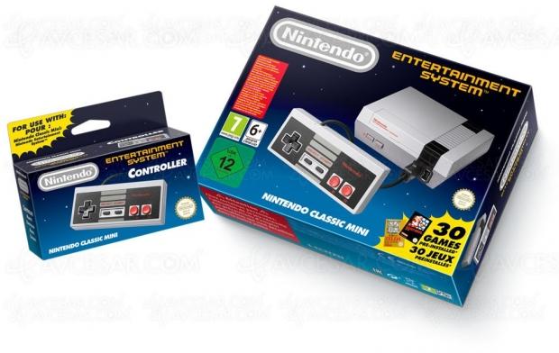 Consoles NES et Super NES Classic : plus de 10 millions de ventes