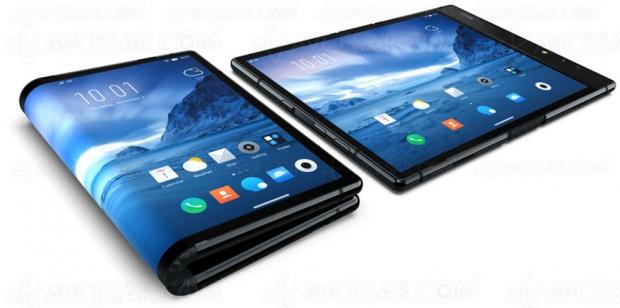 Le premier smartphone pliable, leFlexpai, estlà!