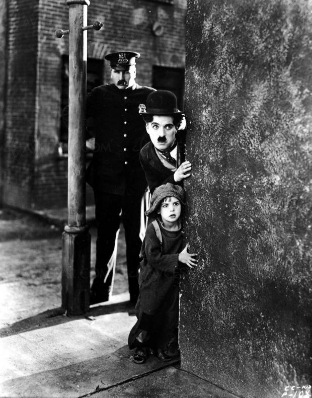Le Kid de Chaplin, un des plus beaux duos de toute l'histoire du cinéma restauré en 4K