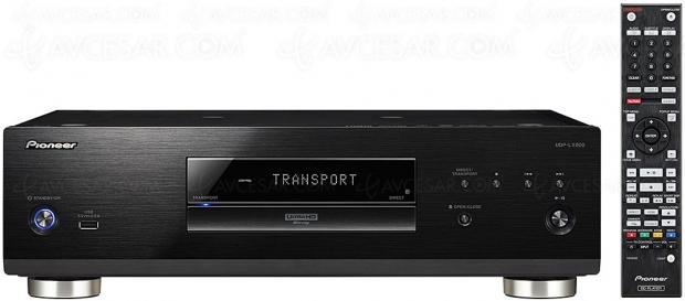 Test lecteur 4K Ultra HD Blu‑Ray Pioneer UDP‑LX800, en ligne