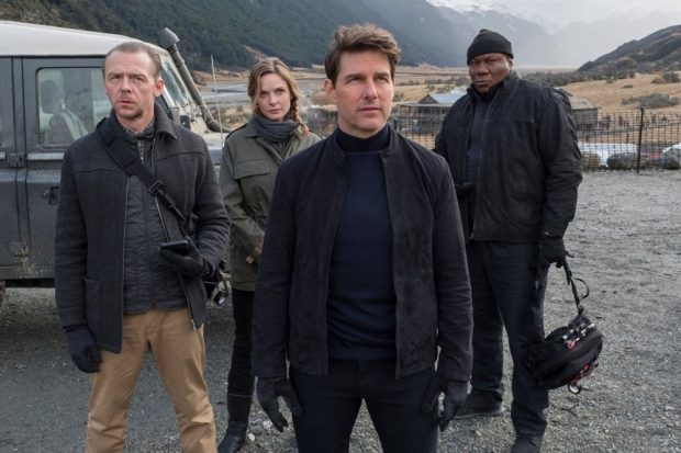 Test 4KUltraHDBlu-Ray Mission impossible-Fallout, enligne