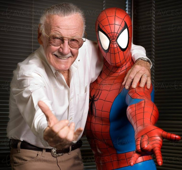 On ne verra plus de cameo de Stan Lee, le père des Marvel